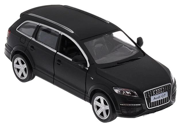 Купить Машина металлическая 1:43 Audi Q7, открываются двери, 10 см 870295 Пламенный мотор, Коллекционные модели