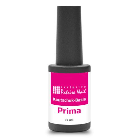 Купить База Patrisa Nail каучуковая Prima 8 мл