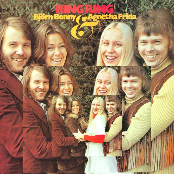 Виниловая пластинка ABBA Ring Ring (LP), Медиа  - купить со скидкой
