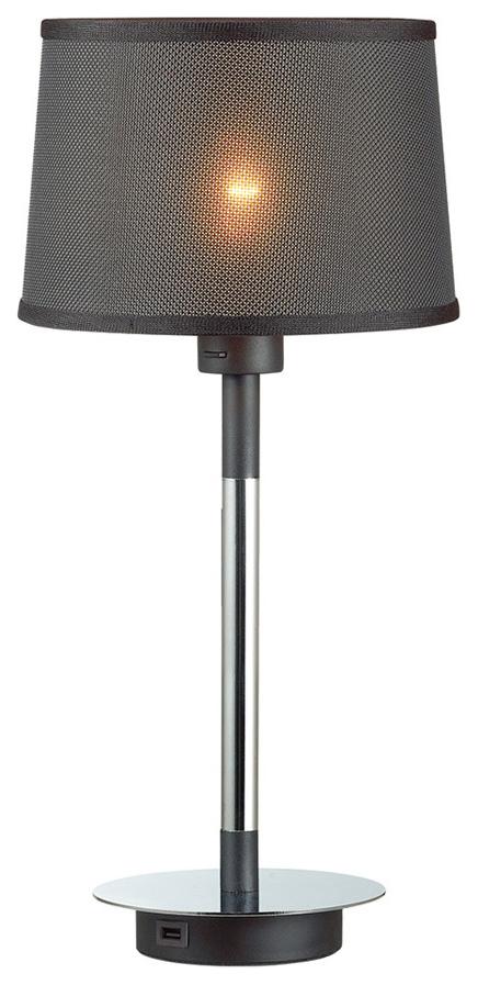 Настольный светильник Odeon Light Loka 4159/1T