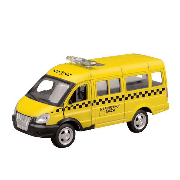 ГАЗ Технопарк инерционный, металлическийель такси 6404c