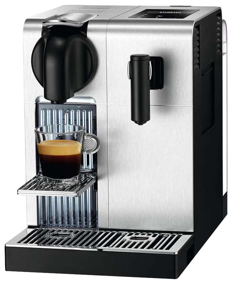 Кофемашина капсульного типа DeLonghi Lattissima Pro