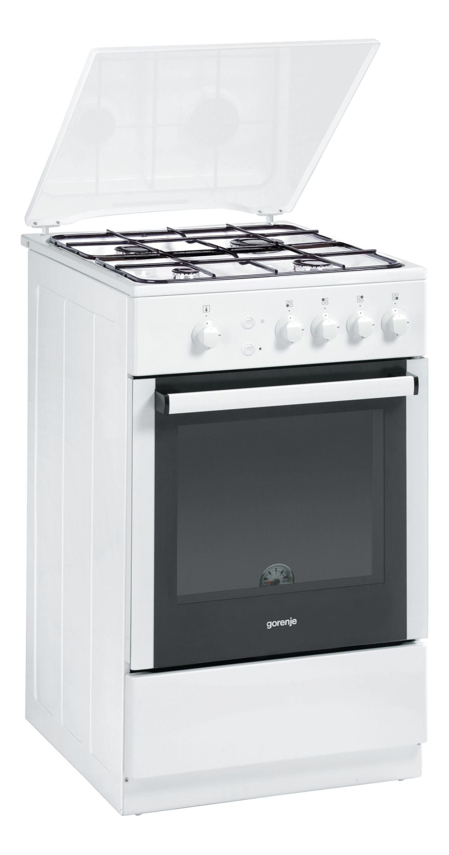 Газовая плита Gorenje GN51103AW White