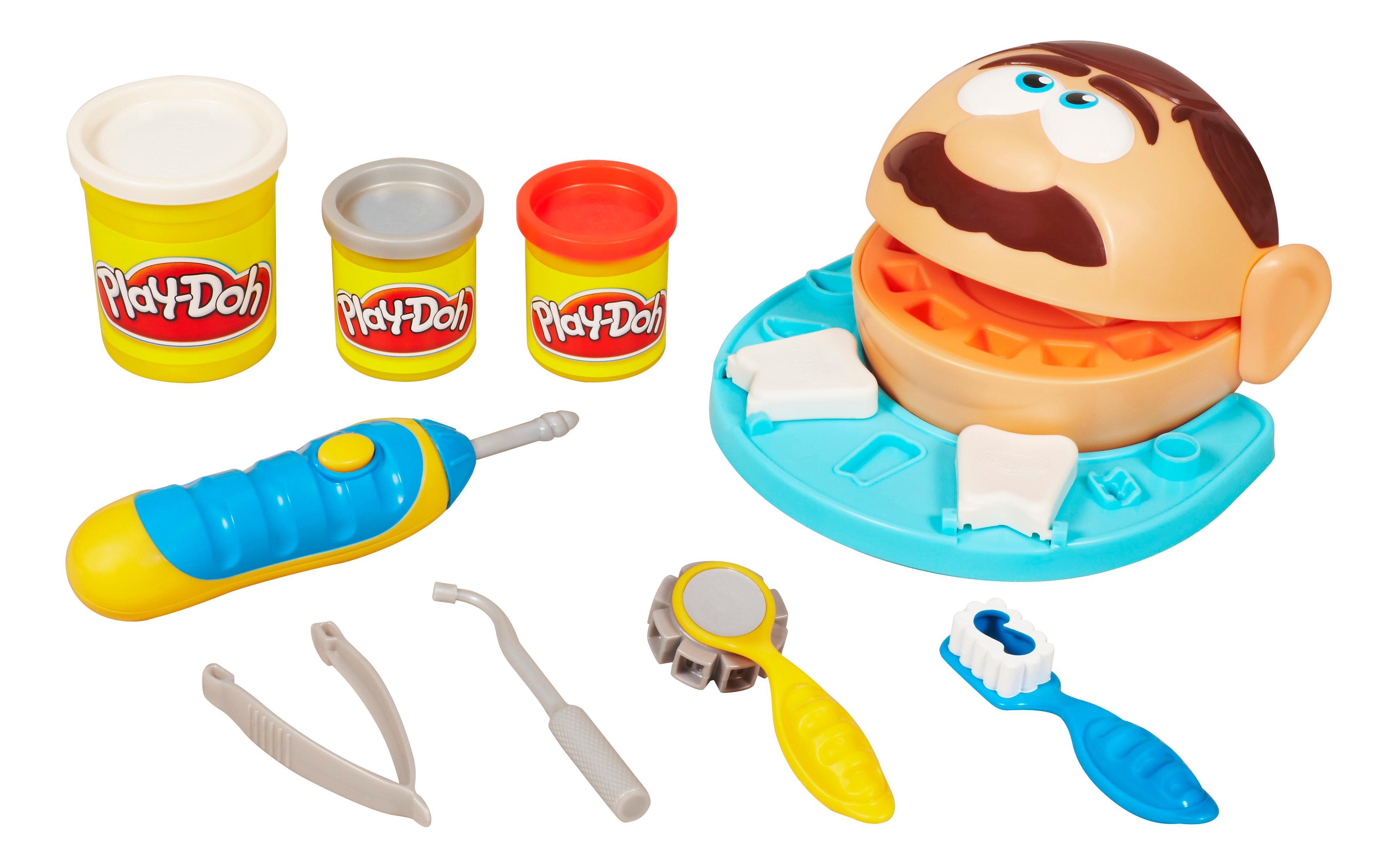 Купить Набор для лепки из пластилина play-doh 37366, Лепка