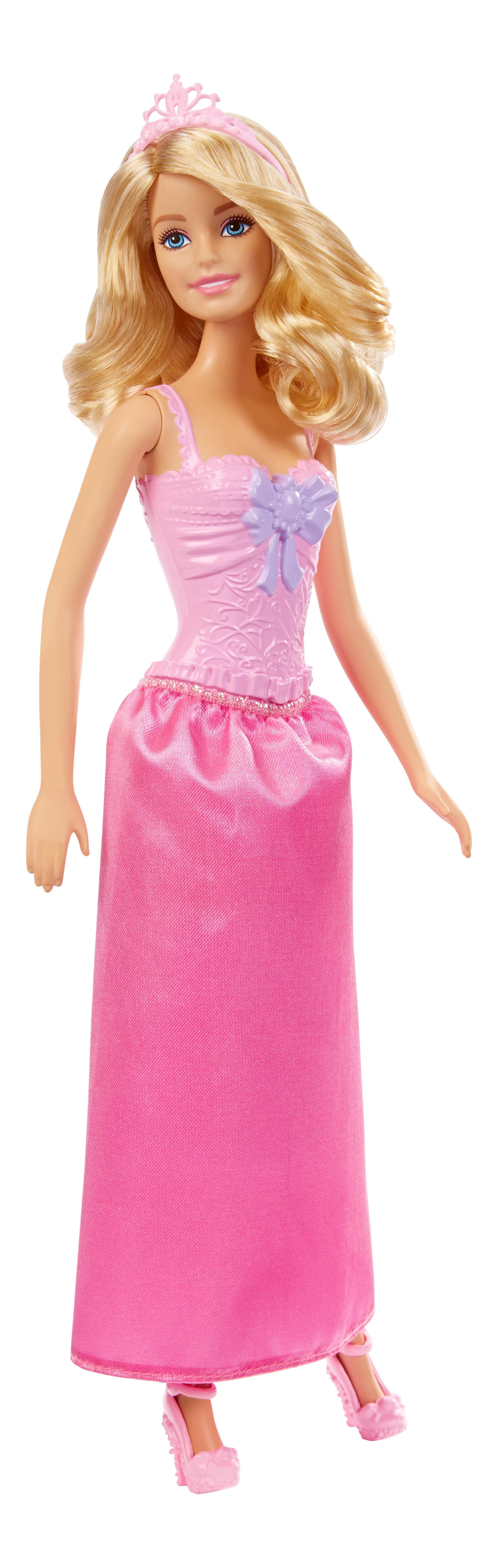 Купить Princess Doll, Кукла Barbie Принцесса DMM06 DMM07, Куклы Barbie