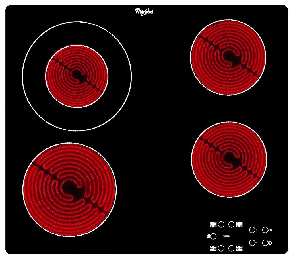 Встраиваемая варочная панель электрическая Whirlpool AKT 8130