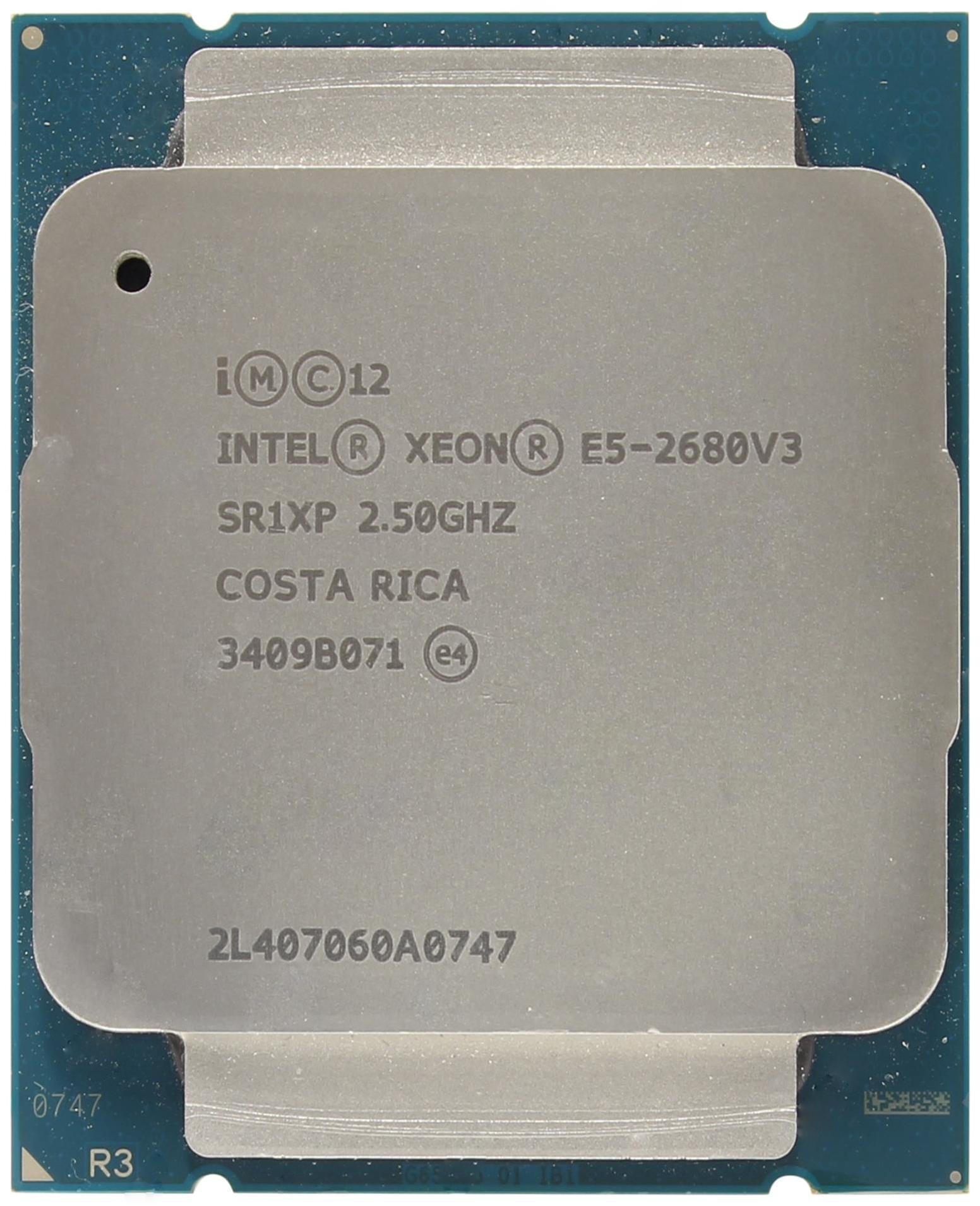 Процессор Intel Xeon E5 2680 v3 OEM