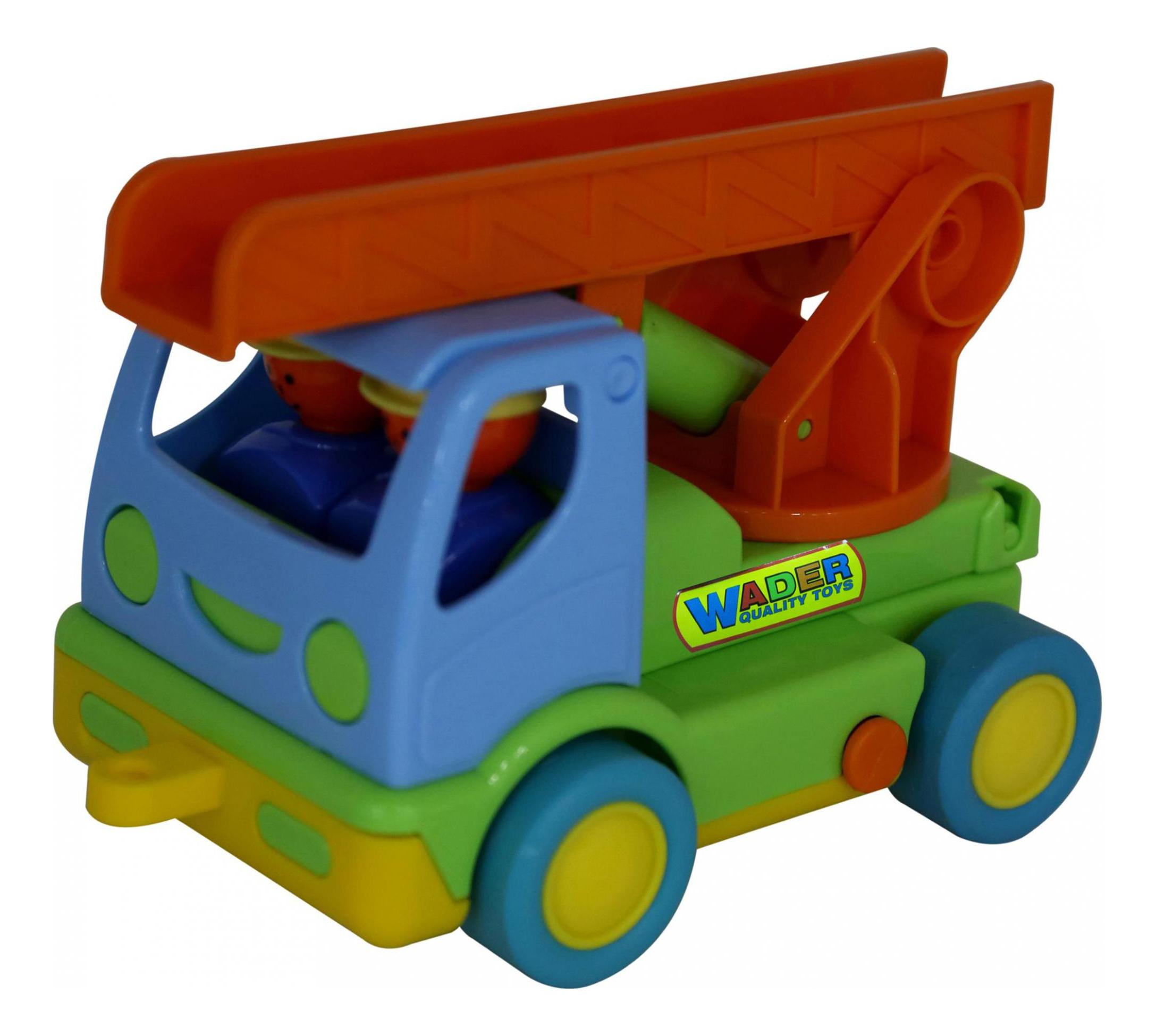 Автомобиль пожарный Полесье Мой первый грузовик фото
