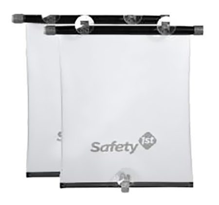 Шторка солнцезащитная Safety 1st Солнцезащитная шторка grey