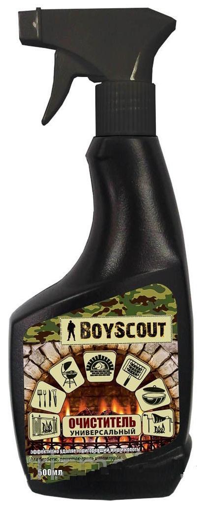 Средство для очистки гриля BoyScout универсальный 500 мл фото