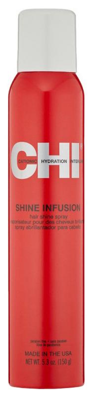 Блеск для волос CHI Shine Infusion Thermal Polishing