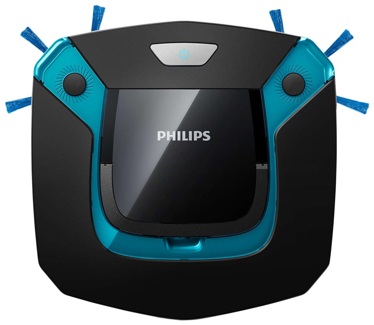 Робот пылесос Philips SmartPro Easy FC8794/01 Cyan/Black