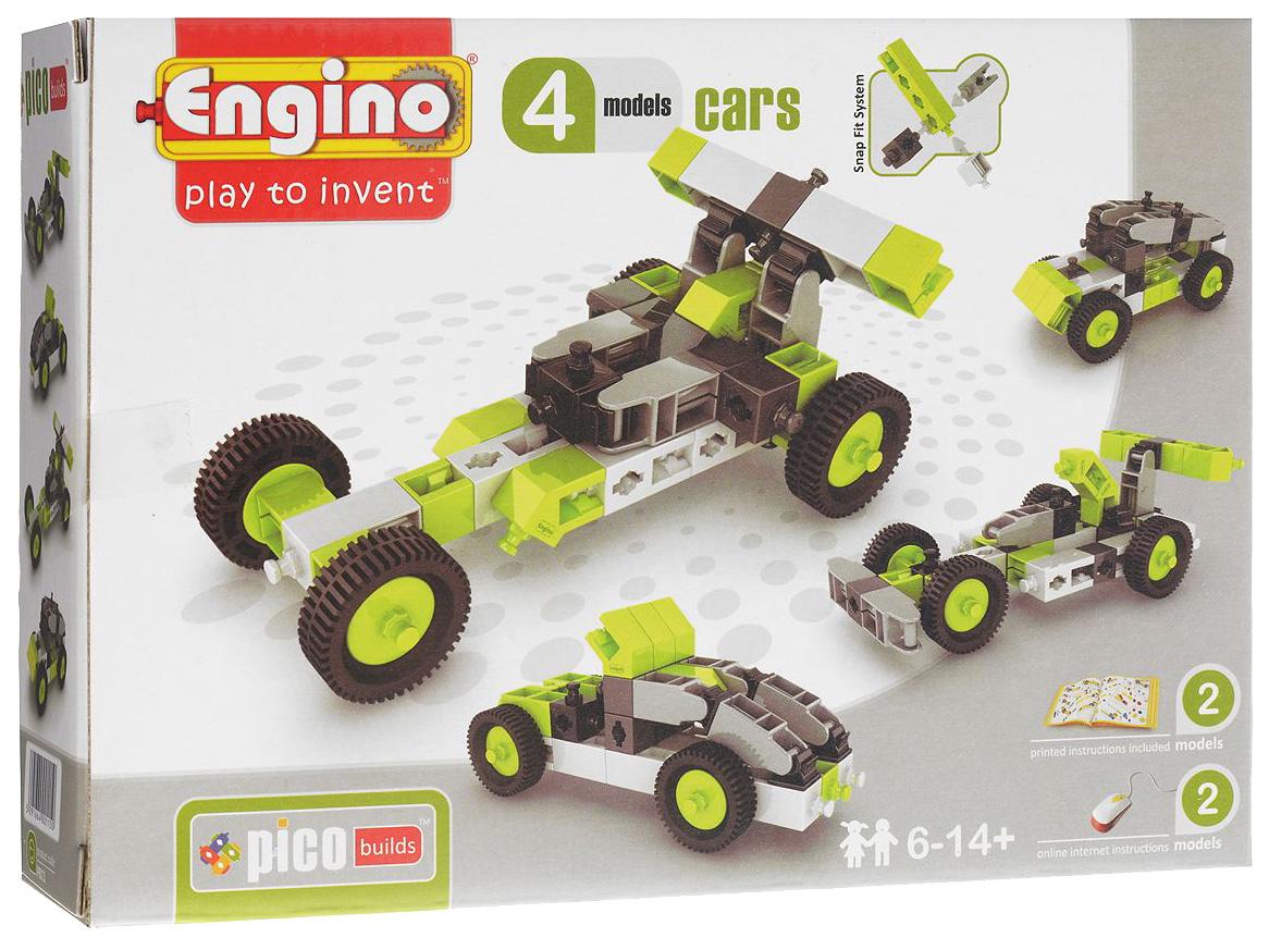 Конструктор пластиковый Engino Автомобили