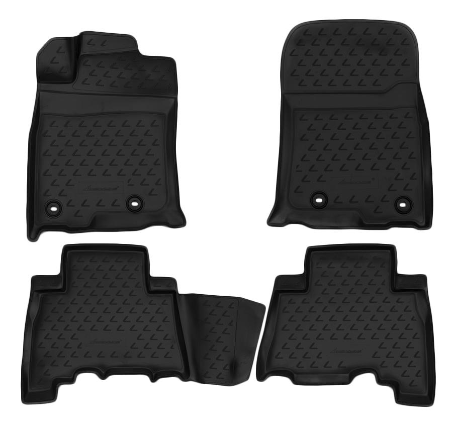 Комплект ковриков в салон автомобиля Autofamily для Lexus (NLC.3D.29.31.210k)