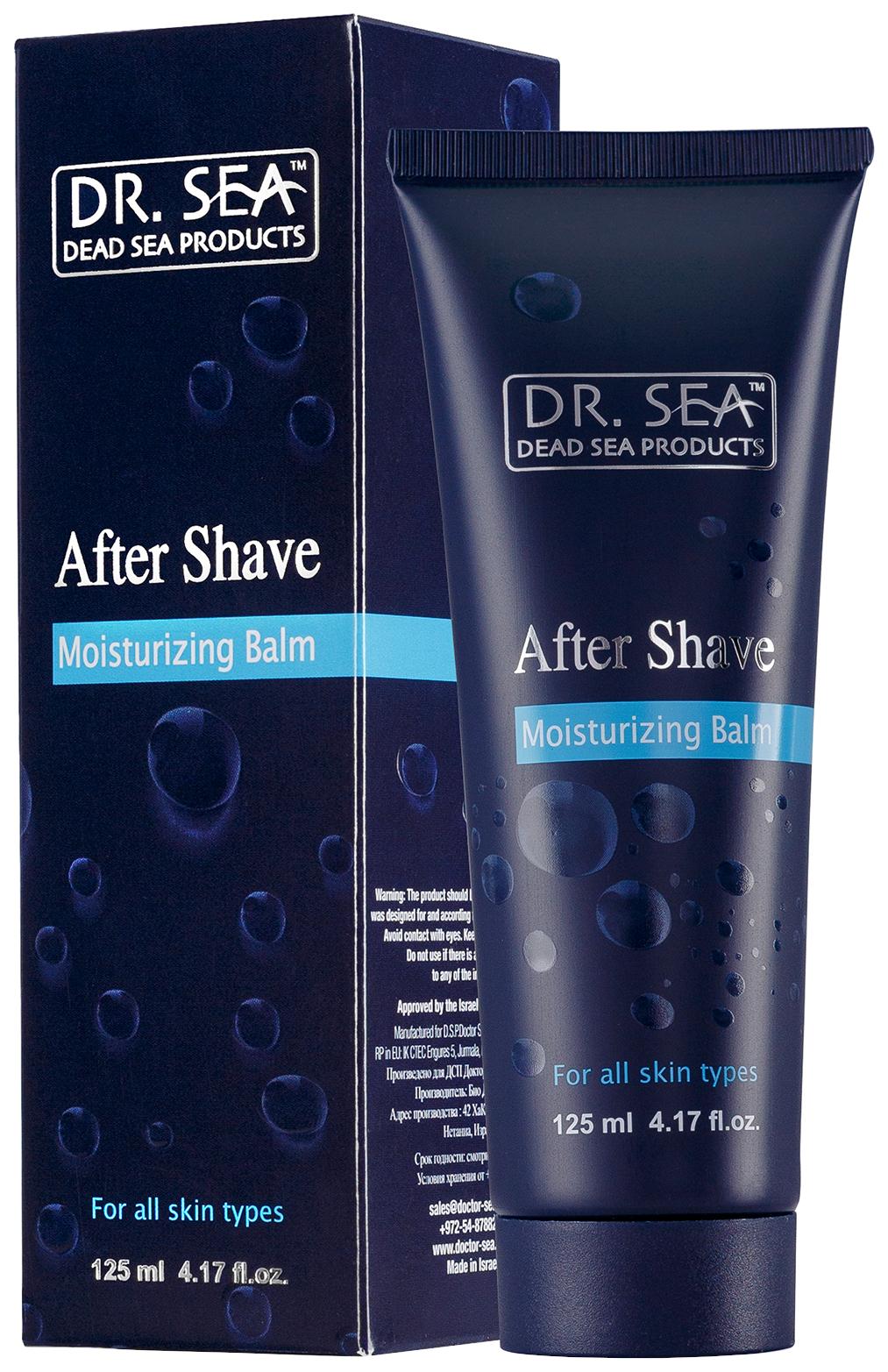 Бальзам после бритья Dr. Sea After Shave Moisturizing