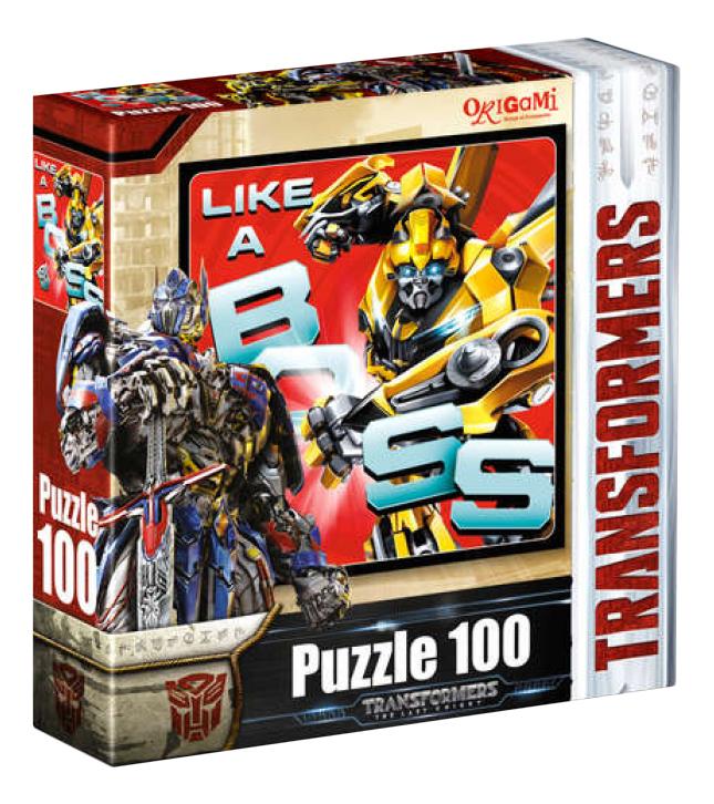 Купить Пазл Origami Transformers 100 элементов, Пазлы