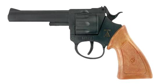 Купить Пистолет Родео 100-зарядный, 198 мм, Sohni-Wicke, Игрушечные пистолеты