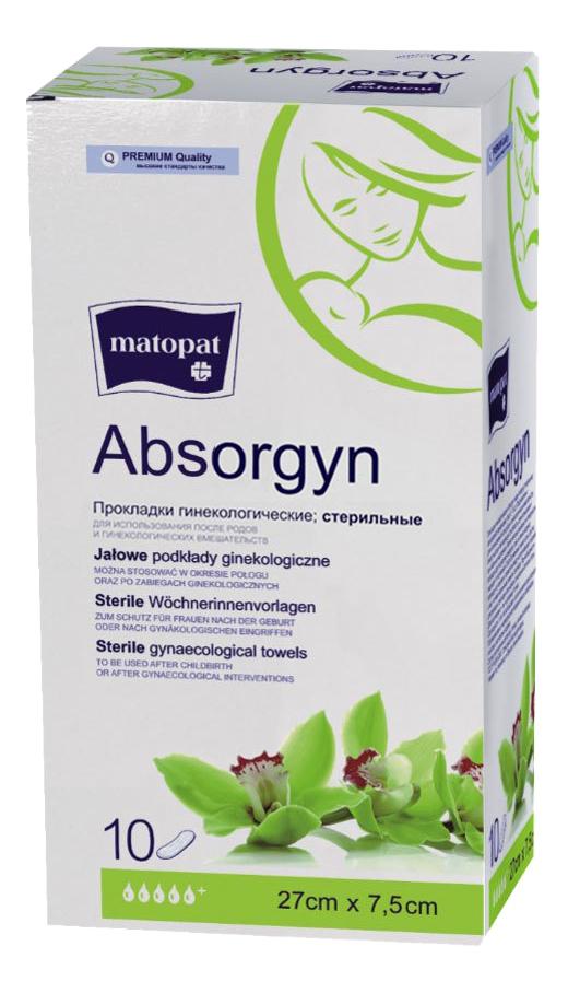 Прокладки гигиенические Matopat Absorgyn 27 x