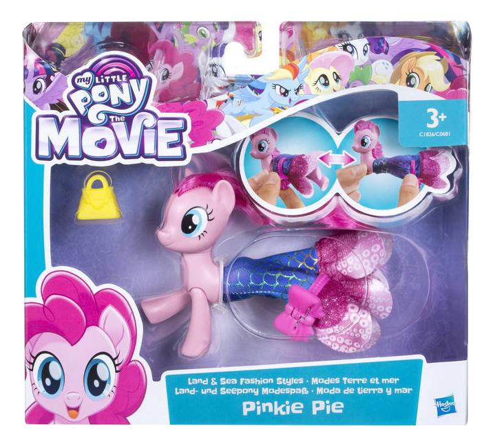 Игровой набор My little Pony My Little Pony Мерцание. Пони в волшебных платьях фото
