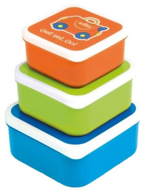 Контейнеры для еды Trunki 0299 GB01 Голубой,