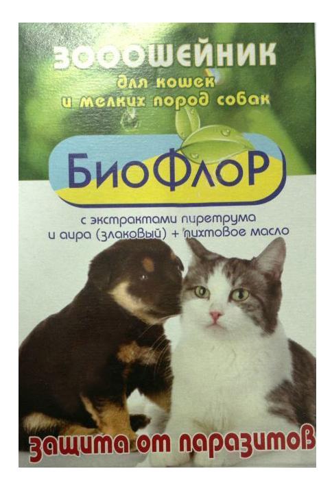 Ошейник БиоФлор Для собак, Для кошек 74677