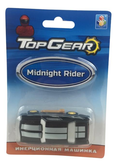 Машинка пластиковая 1TOY Top Gear. Midnight Rider 1 TOY