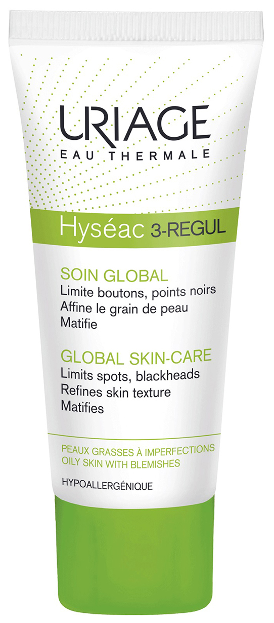 URIAGE HYSEAC 3-REGUL GLOBAL SKIN-CARE