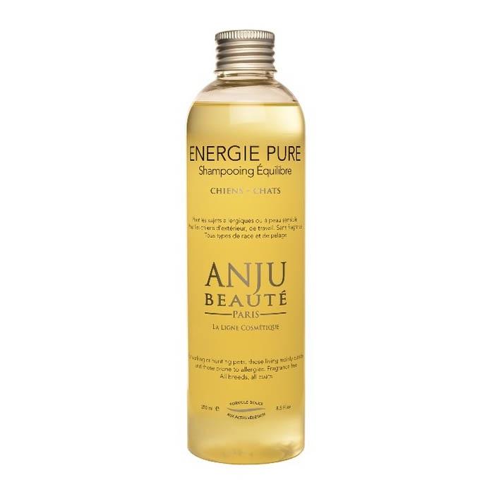 Шампунь для кошек и собак Anju Beaute Energie Pure, пшеничный протеин, 250 мл