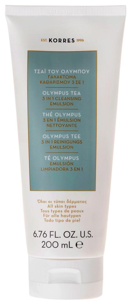 Эмульсия для лица Korres Olympus Tea 3