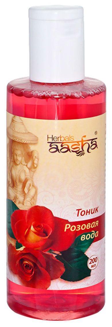 Тоник для лица Aasha Herbals Розовая вода