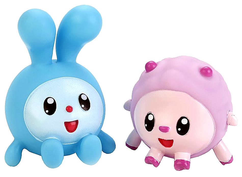 Купить Набор игрушек для ванны Играем вместе Малышарики: Крошик и Барашек , Играем Вместе, Игрушки для купания малыша