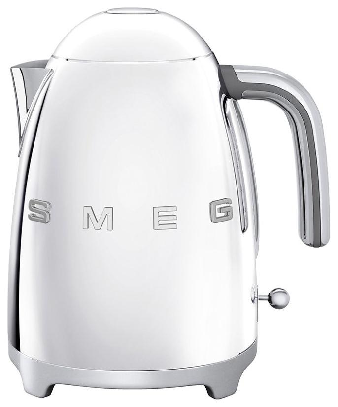 Чайник электрический Smeg KLF03SSEU Silver