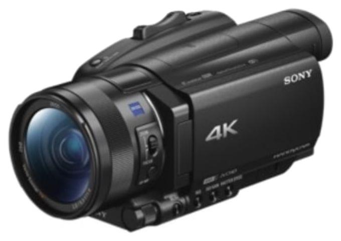 Видеокамера Sony FDR-AX700EB 4K FDR-AX700EB 4K HDR