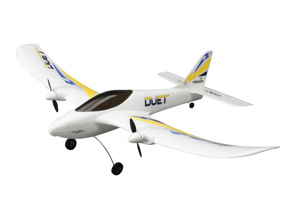 Купить Радиоуправляемый самолет Hobby Zone Duet RTF, Радиоуправляемые самолеты