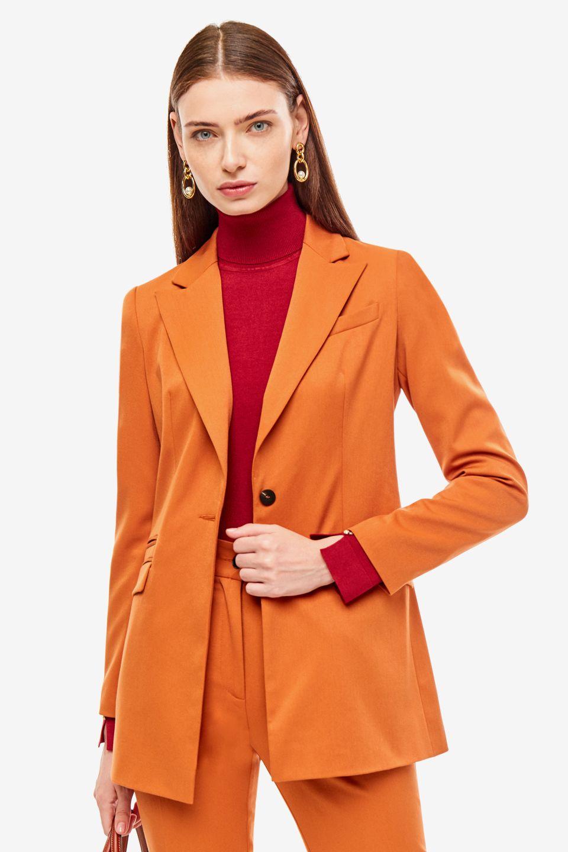 Пиджак женский La Biali коричневый