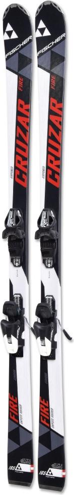 Горные лыжи Fischer Cruzar Fire PP9 +