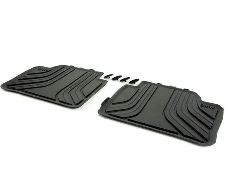Комплект ковриков в салон автомобиля BMW 51472219802