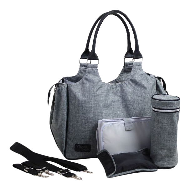 Сумка Valco baby Mothers Bag Grey