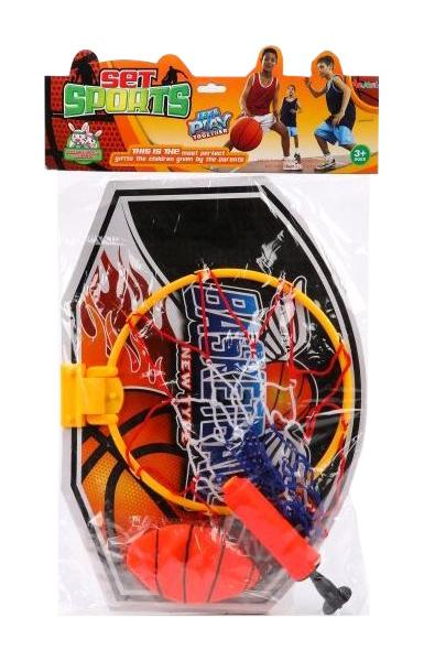 Набор для игры в баскетбол, щит 35*25