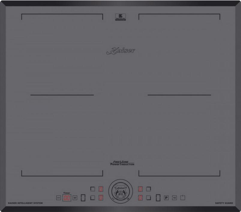 Встраиваемая индукционная панель Kaiser KCT 6730 FIG