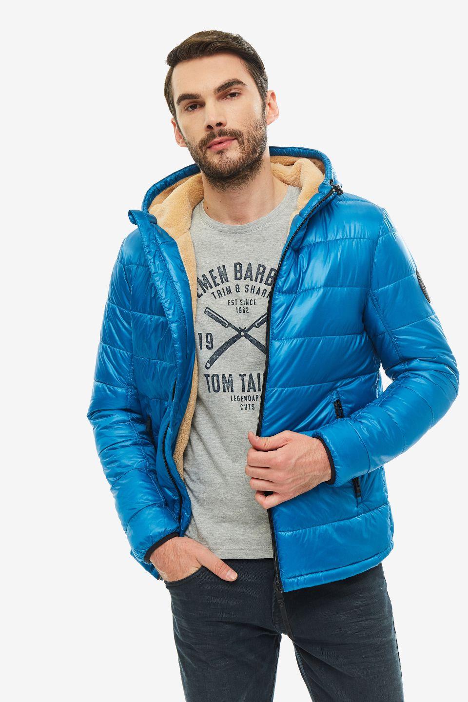 Куртка мужская TOM TAILOR 1013339-18800 синяя XL фото