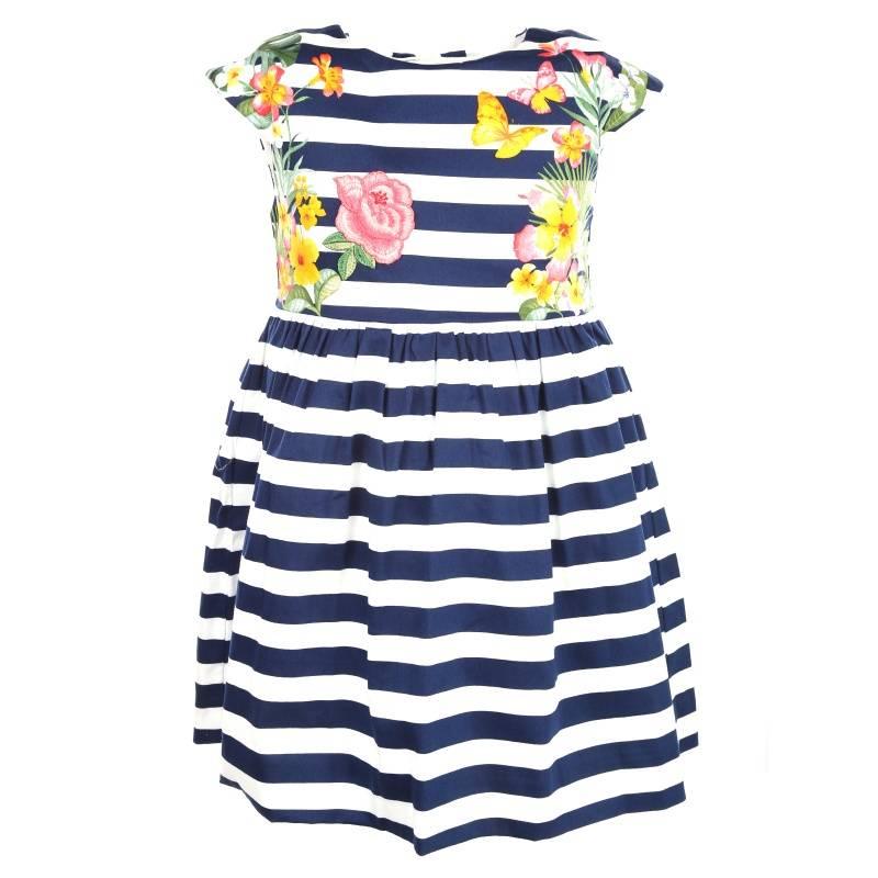 Купить Платье MAYORAL, цв. синий, 134 р-р, Детские платья и сарафаны