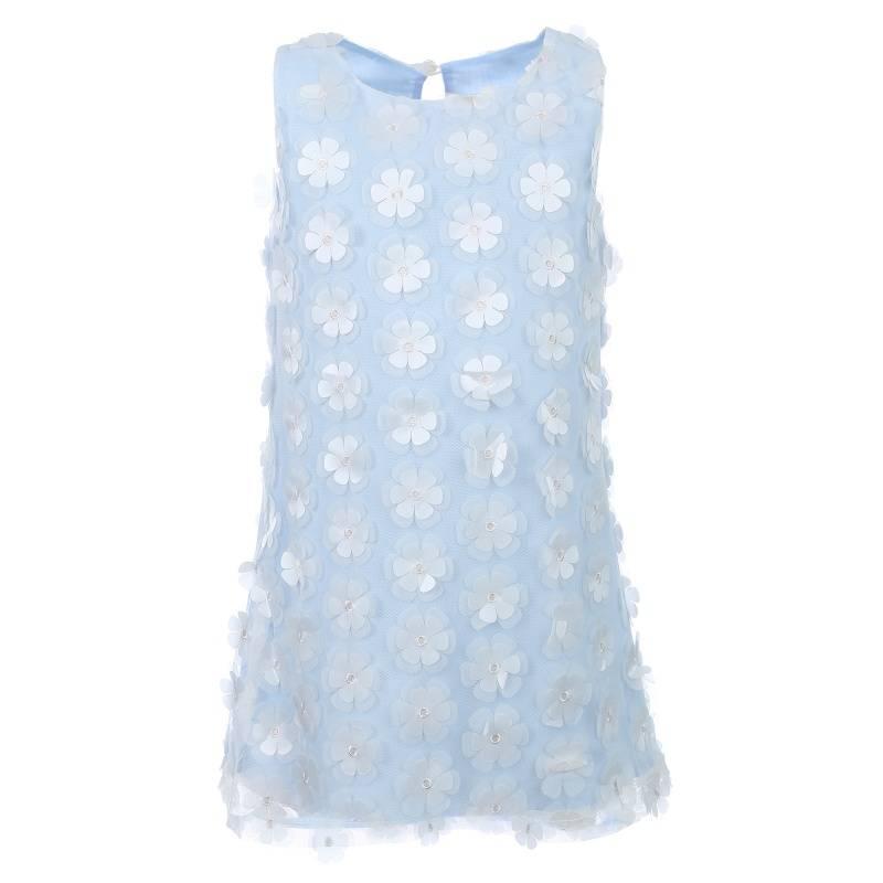 Купить Платье Goldy, цв. голубой, 98 р-р, Детские платья и сарафаны