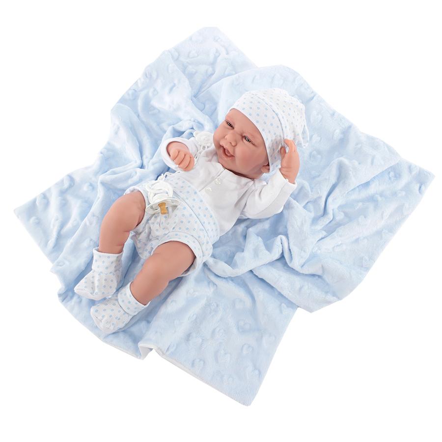 Кукла-младенец Antonio Juan Мареселло 42 см