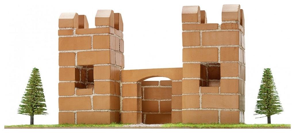 Купить TEIFOC Конструктор TEIFOC Крепость 2 модели 120 элементов TEI 55, Детские конструкторы