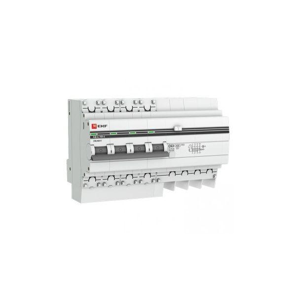 Дифавтоматы EKF DA4-40-100S-pro