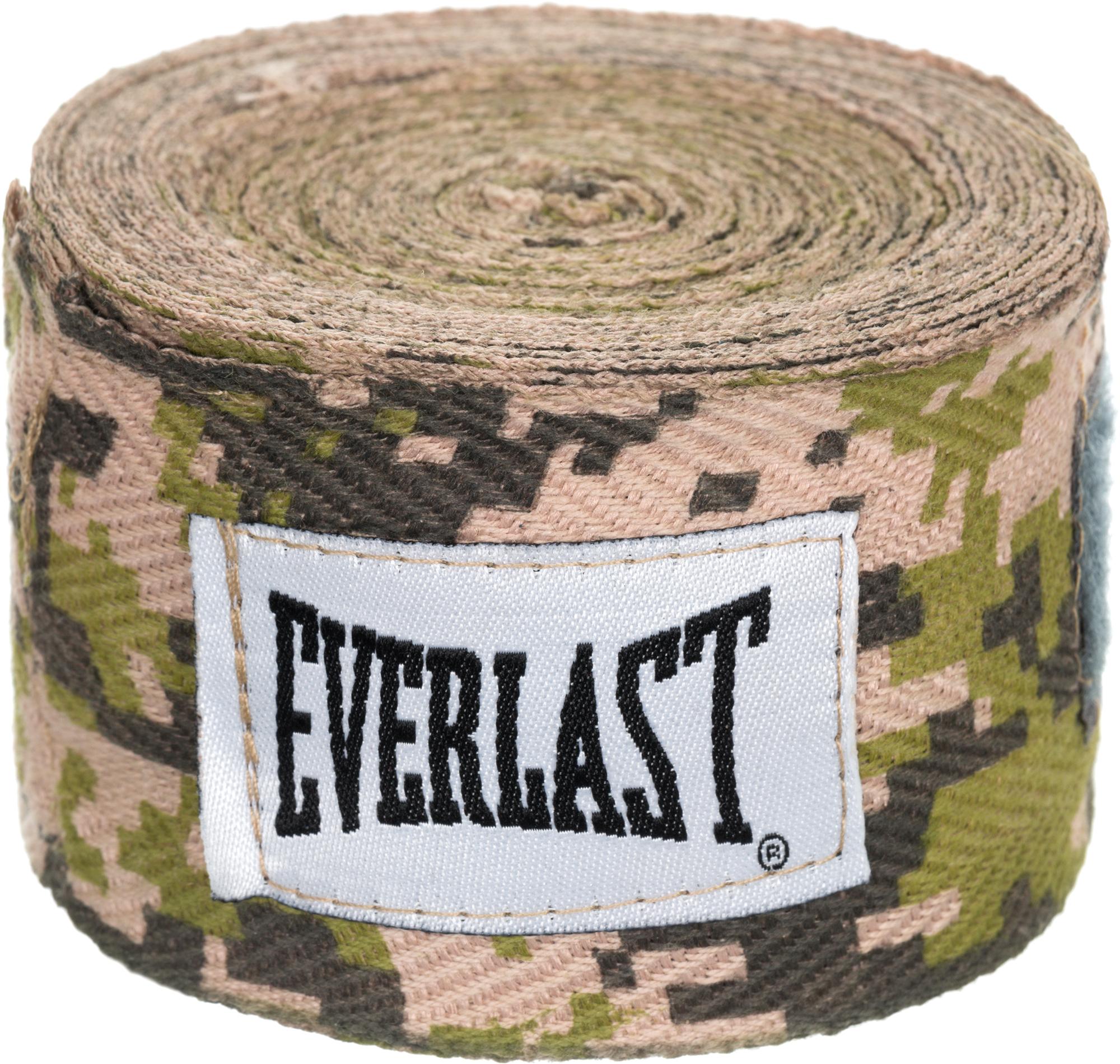 Бинты боксерские Everlast 4466 3.5 м, хлопок