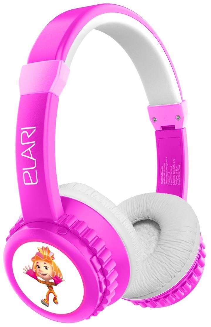 Беспроводные наушники Elari FixiTone Air Pink фото