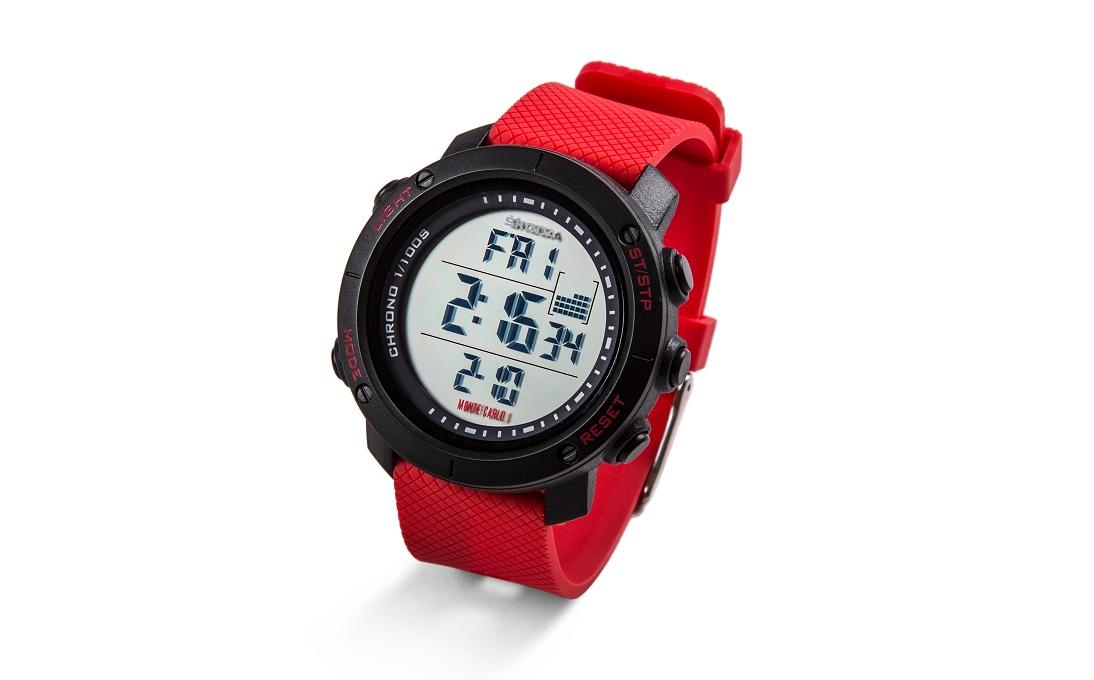 Цифровые часы Skoda Monte Carlo 3U0050800A VAG