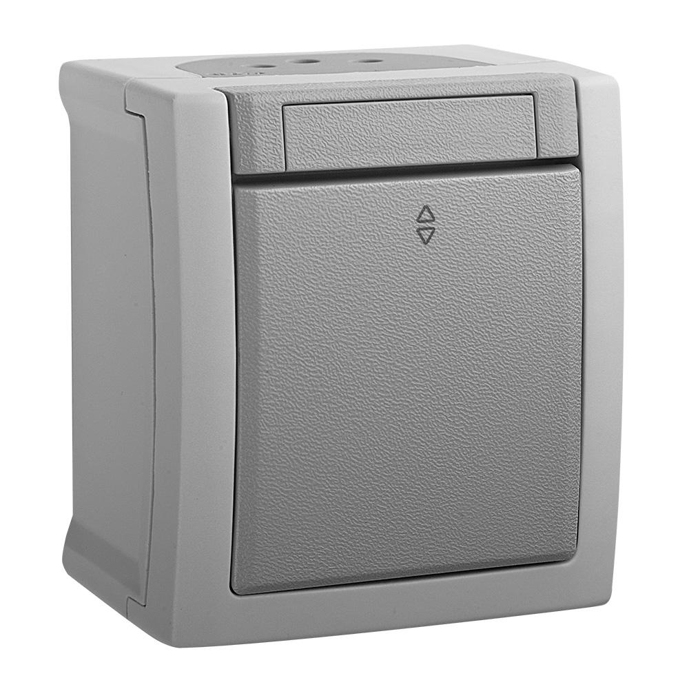 Выключатель Panasonic WPTC4003-2GR-RES